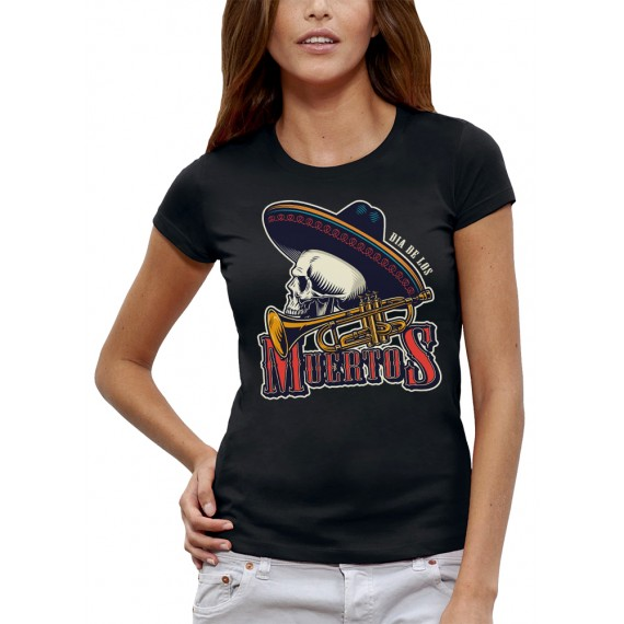 T-shirt CRANE MEXICAIN TROMPETTE
