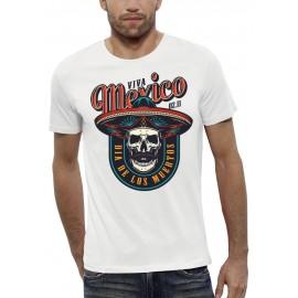 T-shirt CRANE MEXICAIN VIVA MEXICO