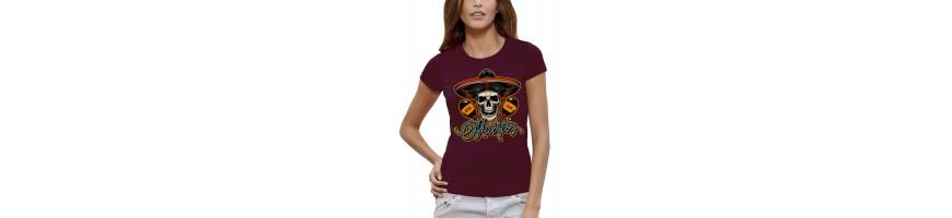T-shirt CRANE MEXICAIN MARACAS