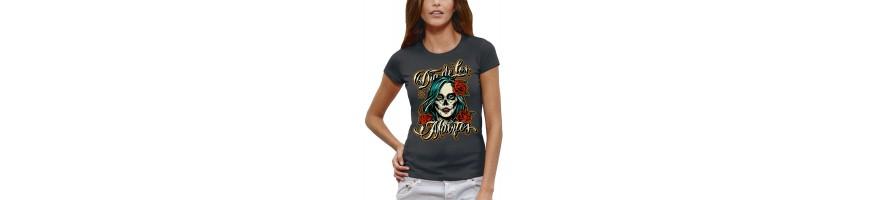 T-shirt DIA DE LOS MUERTOS