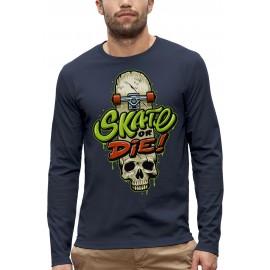 T-shirt ML SKATE OR DIE