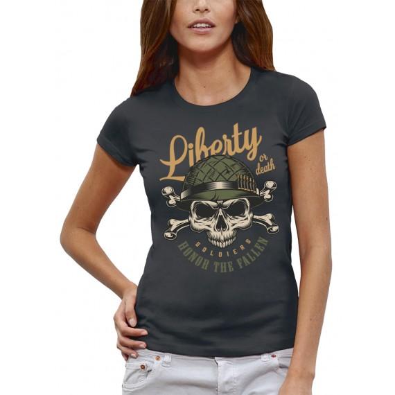 T-shirt LIBERTY OR DEATH
