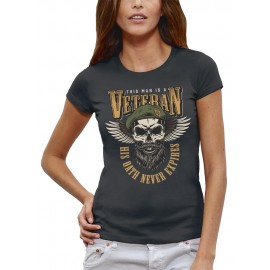 T-shirt VETERAN