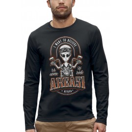 T-shirt ML ALIEN BIKERS