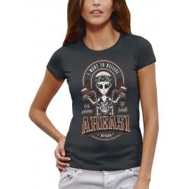 T-shirt ALIEN BIKERS