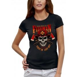 T-shirt FIREMAN