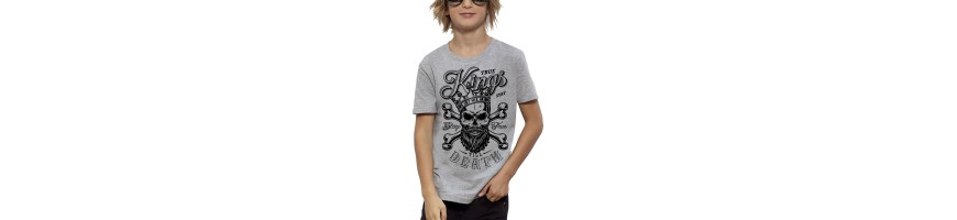 T-shirt CRANE KINGS