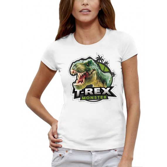 T-shirt T-REX MONSTER