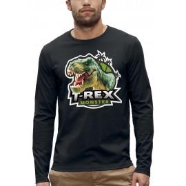T-shirt ML T-REX MONSTER
