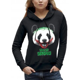 Sweat PANDA WHY SO SERIOUS