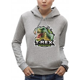Sweat T-REX MONSTER