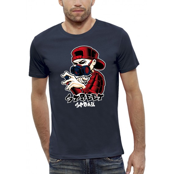 T-shirt STREET SPRAY