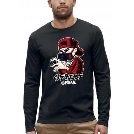 T-shirt ML STREET SPRAY