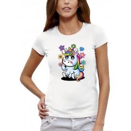 T-shirt BEBE LICORNE