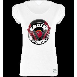 T-shirt CASQUE DJ