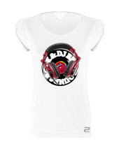 T-shirt CASQUE DJ