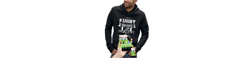 Sweat 3D RUGBY