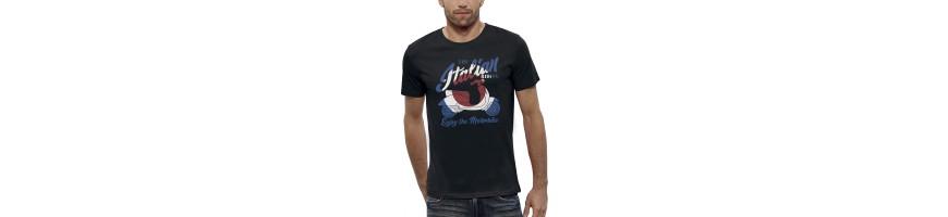 T-shirt THE ITALIAN RIDING