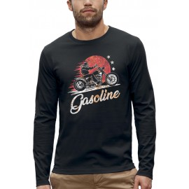 T-shirt ML GASOLINE