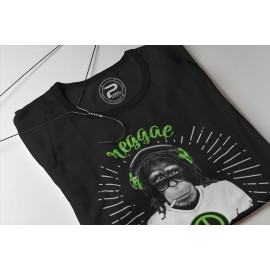 T-shirt ML SINGE REGGAE MUSIC