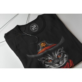 T-shirt ML CHAT SHERIF