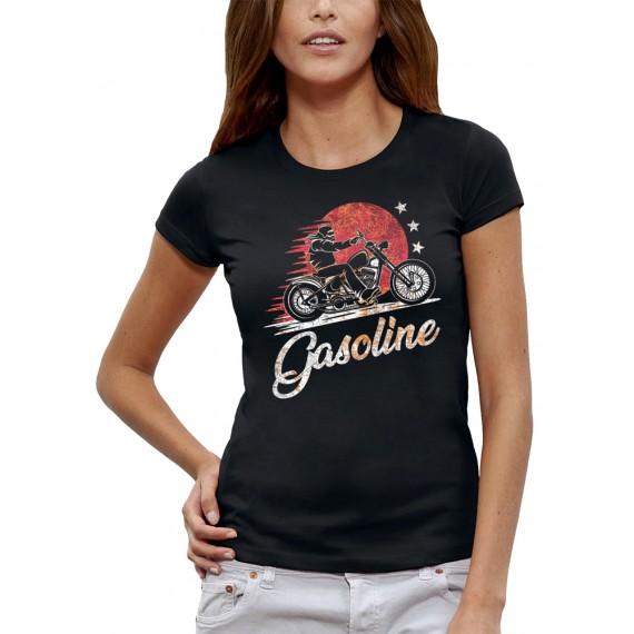 T-shirt GASOLINE