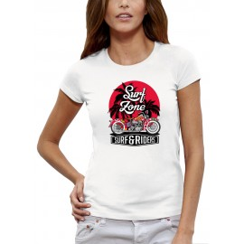 T-shirt SURF ET RIDERS