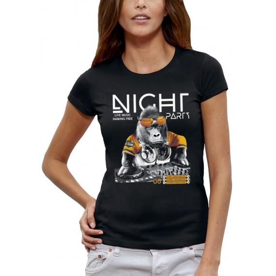 T-shirt FASHION GORILLE DJ