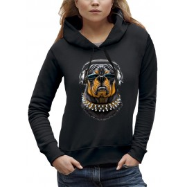 Sweat ROTTWEILER CASQUE DJ