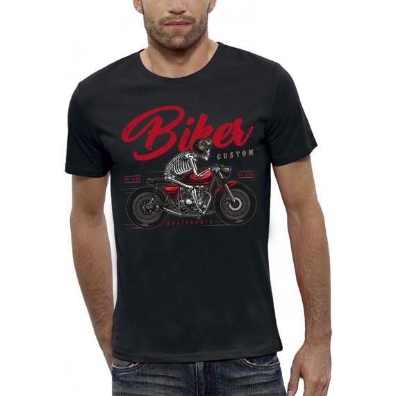 T-shirt 3D BIKERS CUSTOM