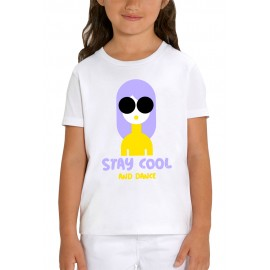 T-shirt 3D STAY COOL AND DANCE