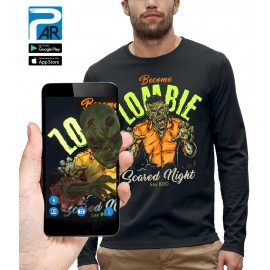 T-shirt ML 3D BECOME ZOMBIE