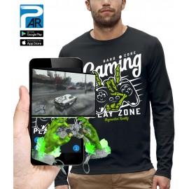 T-shirt ML 3D MANETTE GAMER