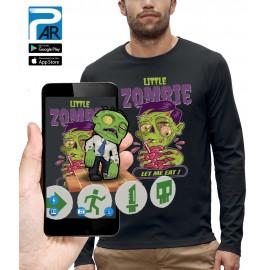 T-shirt ML 3D LITTLE ZOMBIE