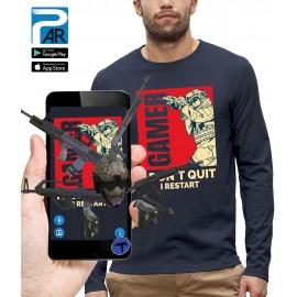 T-shirt ML 3D GAMER