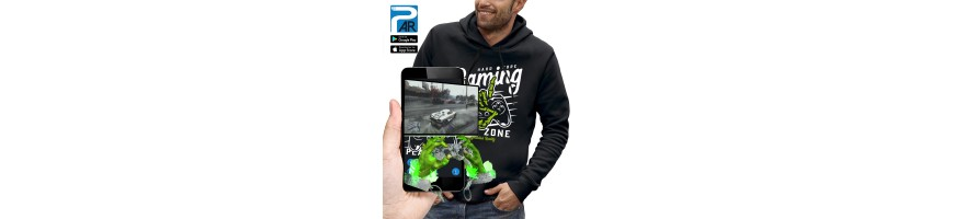 Sweat 3D MANETTE GAMER