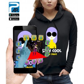 Sweat 3D STAY COOL AND DANSE