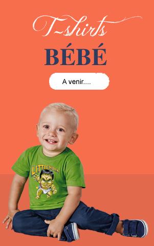 T-shirts bébé